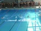 Базен на ВА - обука у пливању
