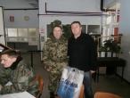 Начелник 39. класе и пуковник Фазлић