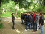 40. класа у Ботаничкој башти