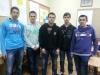 Екипа такмичара-енглески