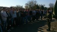 Ученици 40. класе у Шапцу