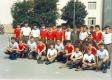 Припрема за слет 1987