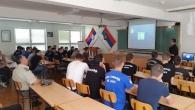 40. класа у посети САЈ-у