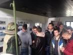 Наставна посета Шабац 41. класа