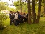 43. класа у Ботаничкој башти