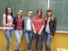 Екипа лингвиста на такмичењеу