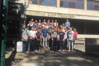 41. класа - полазак на обуку у вожњи