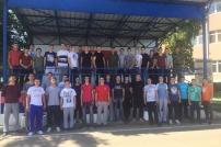Обука ученика 41. класе