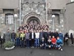 45. класа у посети Војном музеју и Планетаријуму